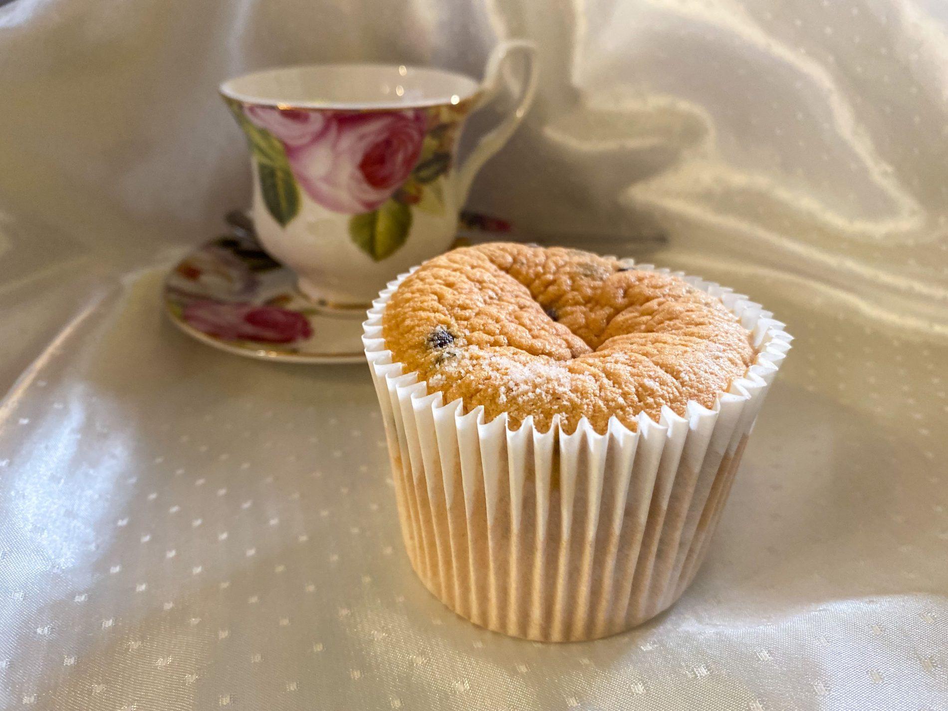 fluffy muffin
