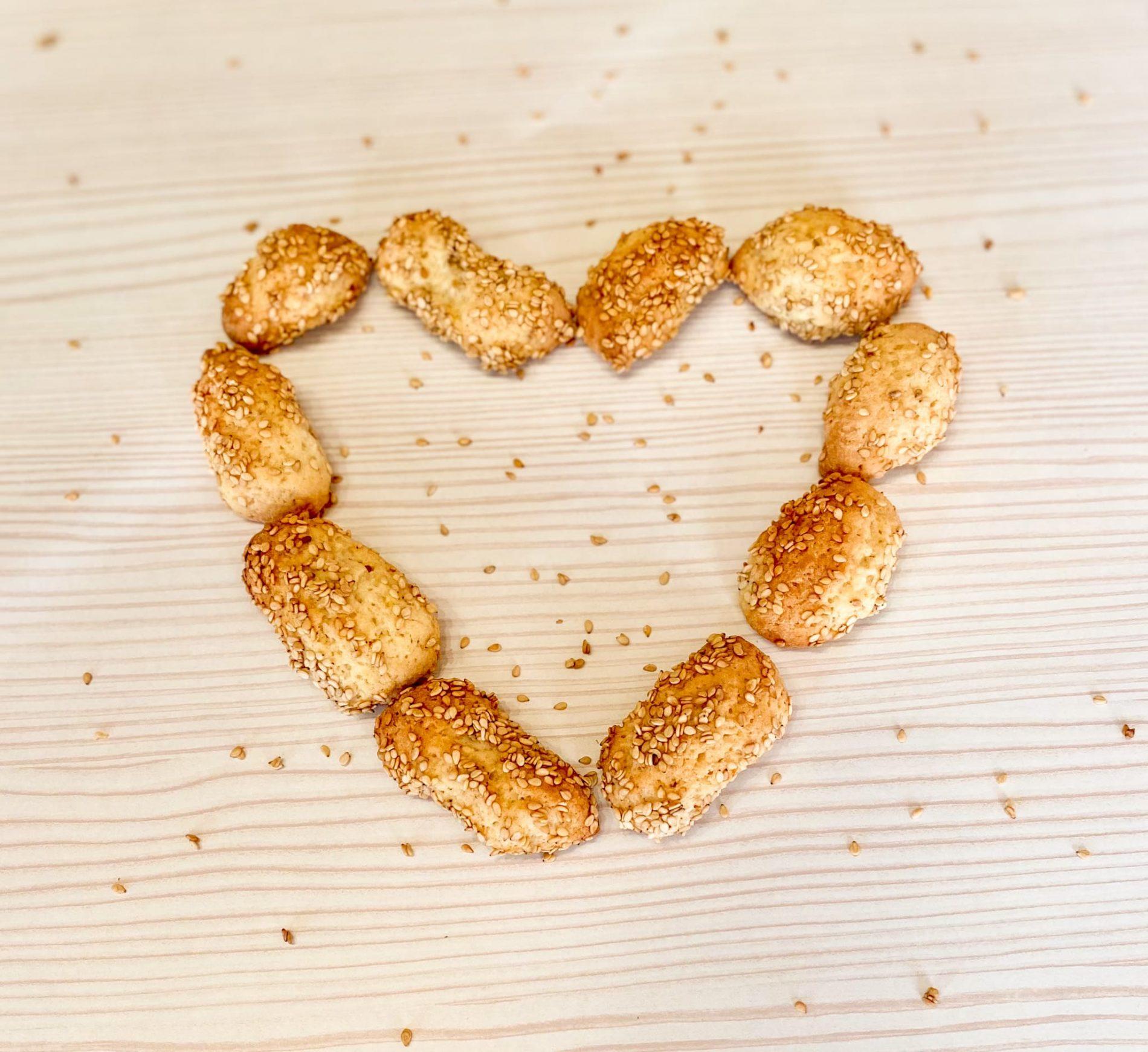 ricetta biscotti reginelle